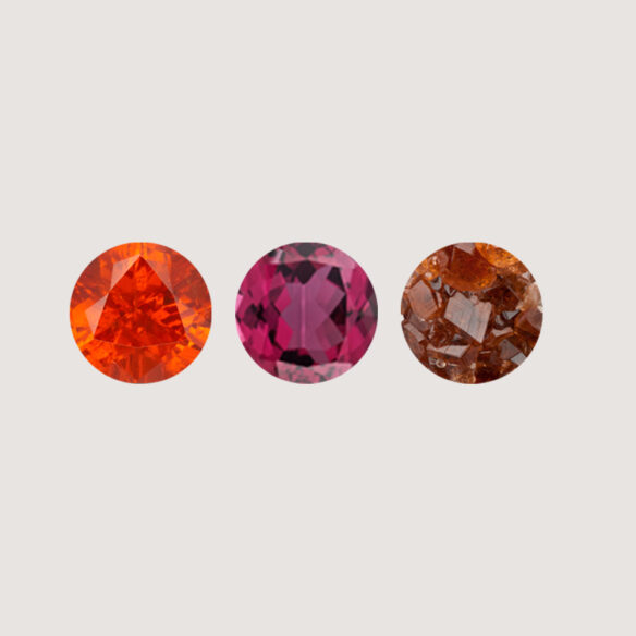 Torches in the Dark: <em>Garnet Is More Than Just January's Birthstone</em>