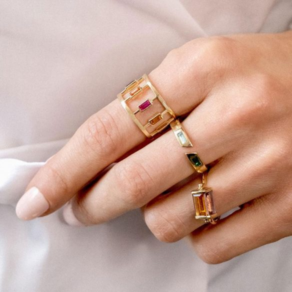 Pop of Color 101: <em>How To Add Color To Your Jewelry Lineup</em>